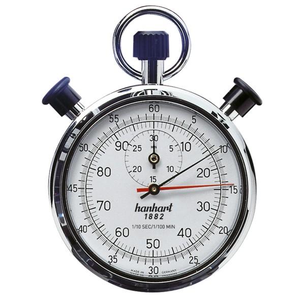 Additions-Doppelstopper – Industriemodell 1/5 Sek. + 1/100 Min.