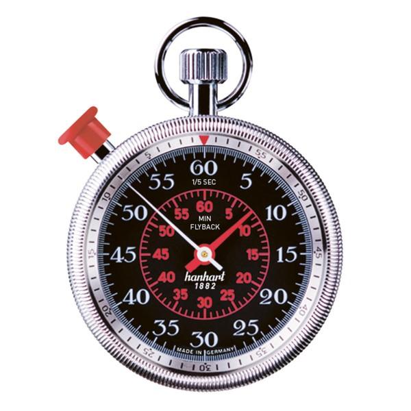 """Additionsstopper """"Mega Minute"""" mit Flyback und kannelierter Drehlünette Industriemodell"""