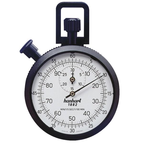 Additionsstopper im ABS-Gehäuse 1/5 Sek. + 1/100 Min.