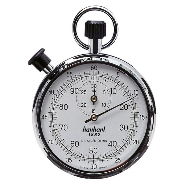 Additionsstopper – Industriemodell 1/5 Sek. + 1/100 Min.